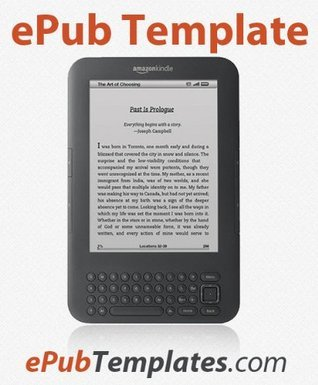 Kindle Template Brian Schwartz