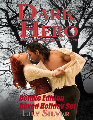 Dark Hero Deluxe Edition Boxed Holiday Set Lily Silver