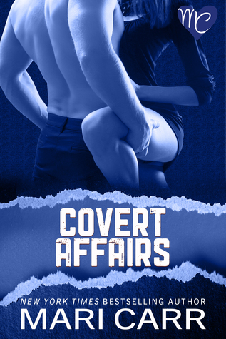 Covert Affairs  by  Mari Carr