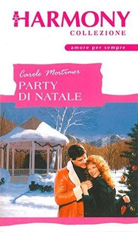 Party di Natale Carole Mortimer