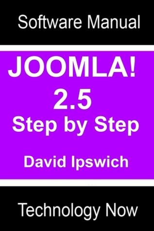 Joomla 2.5 Manual  by  David Ipswich