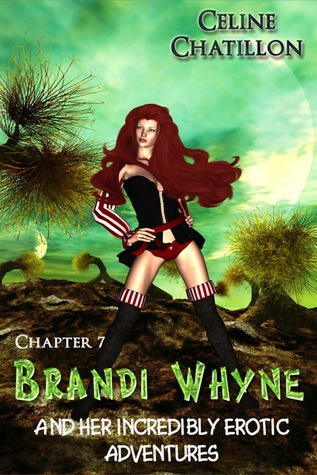 Brandi Whyne 7  by  Celine Chatillon