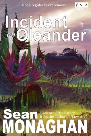 Incident on Oleander Sean Monaghan