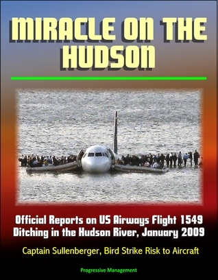Miracle on the Hudson: Official Reports on US Airways Flight 1549 Ditching in the Hudson River, January 2009, Captain Sullenberger, Bird Strike Risk to Aircraft  by  Progressive Management