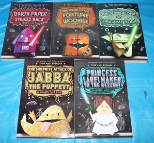 Origami Yoda Series: 5 Book Set Tom Angleberger