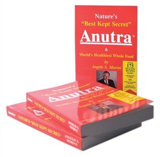 Anutra Book Natures Best Kept Secret Angelo S Morini Book Set  by  Anutra