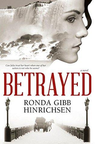 Betrayed  by  Rhonda Gibb Hinrichsen