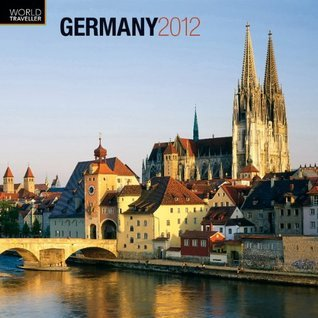 Germany 2012 Square 12X12 Wall Calendar  by  NOT A BOOK
