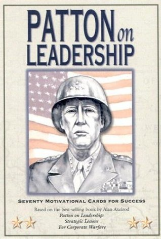 Patton on Leadership Card Deck: Seventy Motivational Cards for Success  by  U S Games Systems