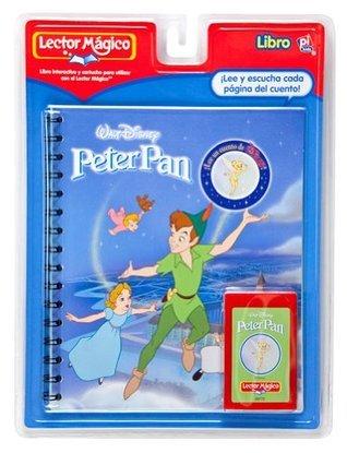 Es Story Book Peter Pan Los redactores de Lector de Historia
