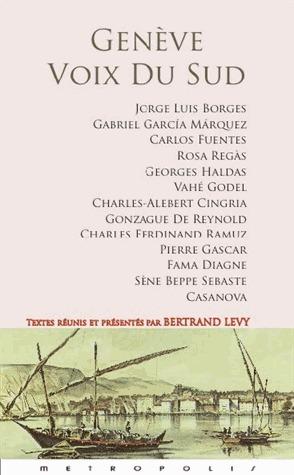 Genève : voix du Sud Bertrand Lévy