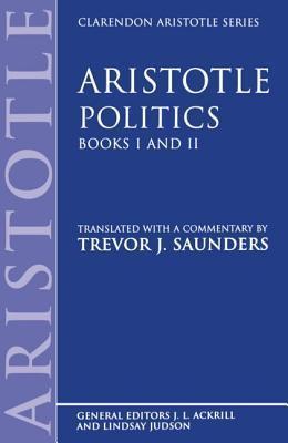 Politics 1-2 Aristotle