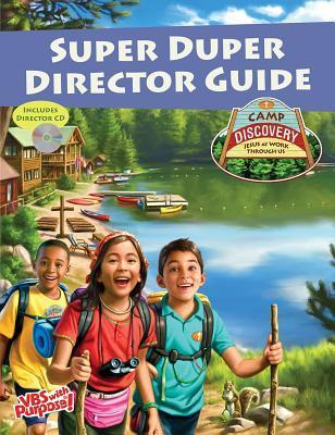 Camp Discovery Super Duper Director Guide with CD Pam Nummela