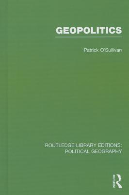 Geopolitics  by  Pat OSullivan