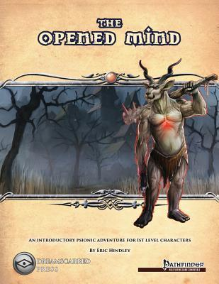 The Opened Mind  by  Eric Hindley