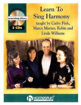 Learn to Sing Harmony  by  Mel Leven