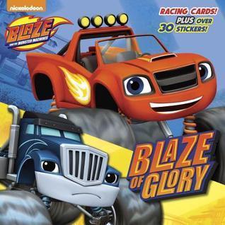 Blaze of Glory Nickelodeon