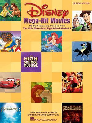 Disney Mega-Hit Movies Hal Leonard Publishing Company
