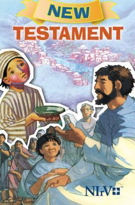 NIRV Childrens New Testament  by  Biblica