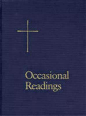 Occasional Readings: New Revised Standard Version Episcopal Church