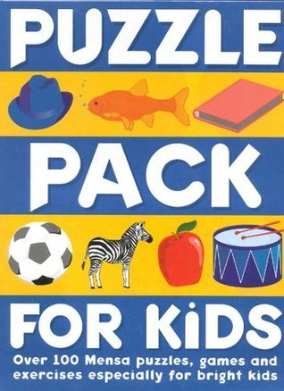Puzzle Pack For Kids:Over 1 Carlton Books