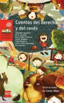 Cuentos del derecho... y del revés  by  Gabriela Aguileta