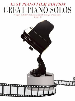 Great Piano Solos: Easy Piano Film Edition Various