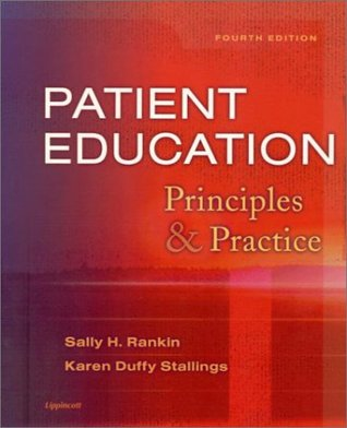 Patient Education In Health And Illness: Philippine Edition Sally H. Rankin