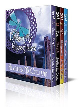 The Dragonfly Chronicles  by  Heather McCollum