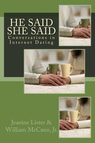 He Said/She Said  by  Jeanine Lister