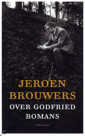 Over Godfried Bomans  by  Jeroen Brouwers