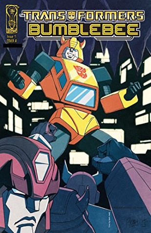Transformers: Bumblebee #1  by  Zander Cannon