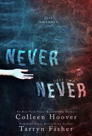 Never Never: Part Two (Never Never, #2)  by  Colleen Hoover