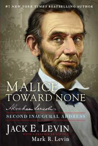 Malice Towards None  by  Jack E. Levin