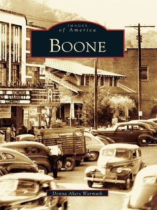 Boone  by  Donna Akers Warmuth