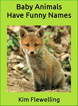 Baby Animals Have Funny Names Kim Flewelling