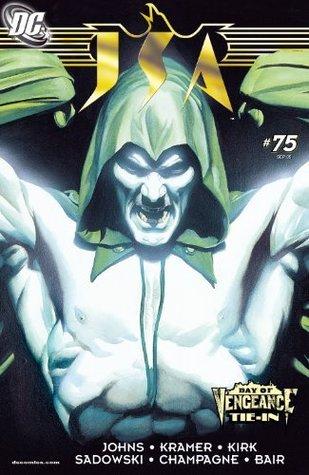 JSA (1999-) #75  by  Geoff Johns