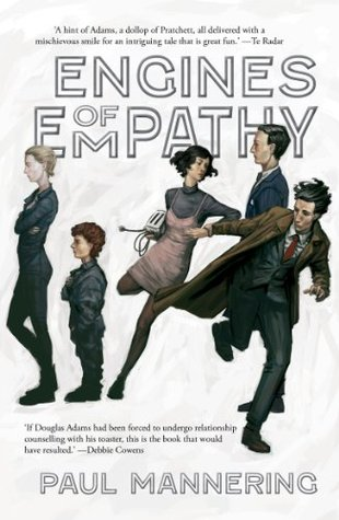 Engines of Empathy (Drakeforth Trilogy Book 1)  by  Paul Mannering