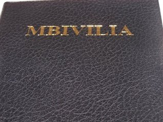 MBIVILIA - Kikamba Bible Bible Society of Kenya