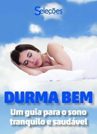Durma bem  by  Readers Digest Association