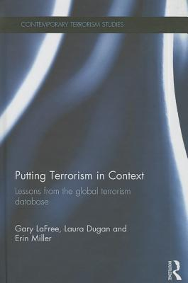 Putting Terrorism in Context: Lessons from the Global Terrorism Database  by  Erin    Miller