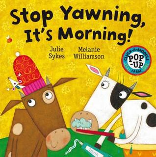 Stop Yawning Its Morning Julie Sykes