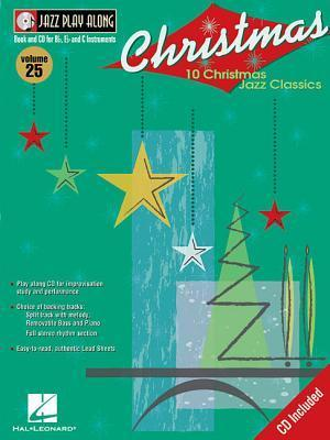Vol. 25 - Christmas Jazz: Jazz Play-Along Series Songbook