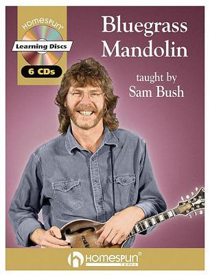 Bluegrass Mandolin (Homespun  by  Sam Bush