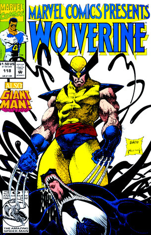 Wolverine / Venom : Claws and Webs (Marvel Comics Presents, # 117 - 122) Howard Mackie