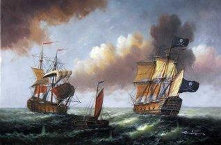 Among Malay Pirates (Illustrated Novel)  by  G.A. Henty