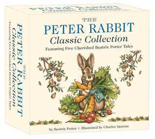 The Peter Rabbit Classic Collection: A Board Book Box Set Beatrix Potter