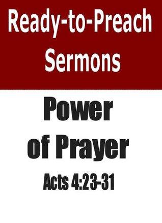 Power of Prayer  by  Barry L. Davis