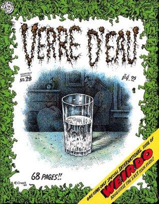 WEIRDO #28 Final Issue  by  Robert Crumb