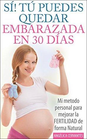SÍ! TÚ PUEDES QUEDAR EMBARAZADA EN 30 DÍAS - Mi método personal para mejorar la FERTILIDAD de forma Natural: Angélica Cervantes